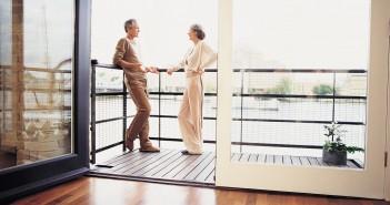 Die richtige Wohnung für jedes Alter © Digital VisionThinkstock