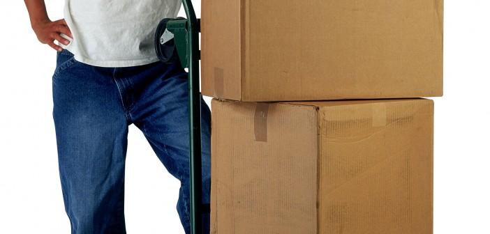 Gut gelaunte Umzugshelfer sind unerlässlich © Brand X Pictures/Thinkstock