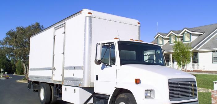 Ein großer Umzugswagen erleichtert die Arbeit Bild: Brand X Pictures/Thinkstock