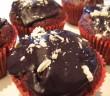 Crispy Double-Chocolate Muffins