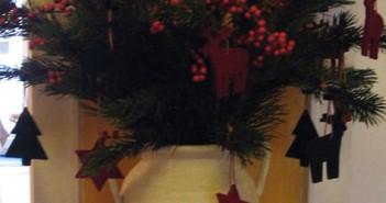 Weihnachtsstrauss