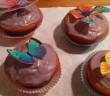 Lavendel Cupkakes