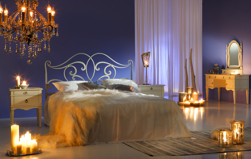 10 Schritte zu einem verführerischeren Schlafzimmer