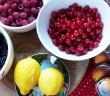 Leckere Früchte gibt es zur Erntezeit im Überfluss