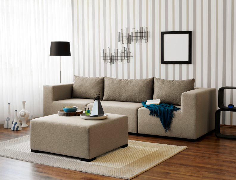 wohnzimmer sofa als raumaufteilung. Black Bedroom Furniture Sets. Home Design Ideas