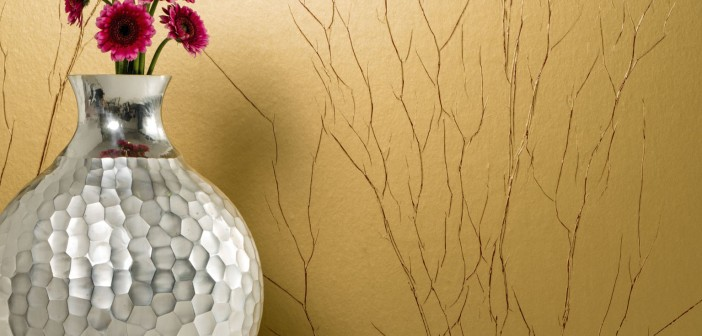 Fotorealismus, Knitterfalten, Naturdessins – Trends für die Wand