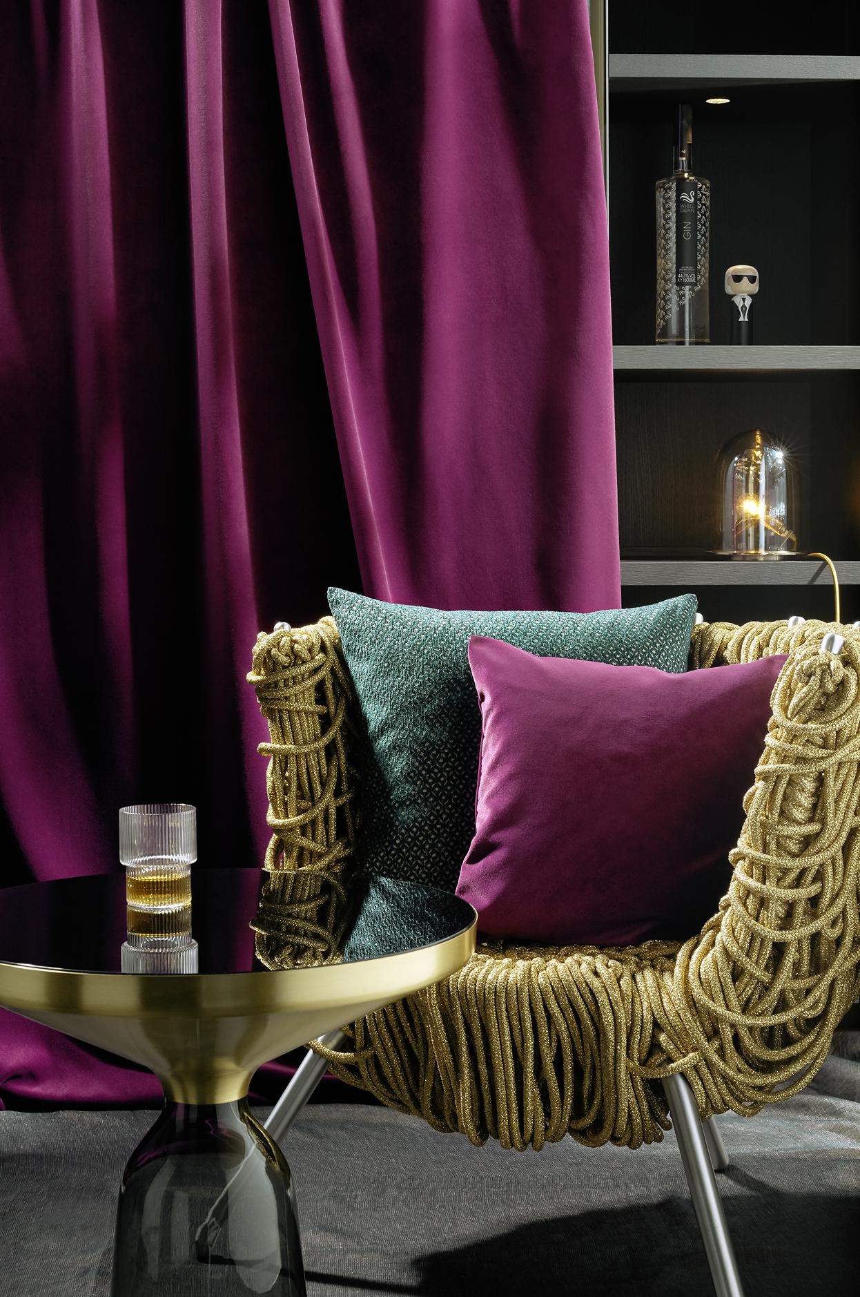 amazing einfache dekoration und mobel gib dir stoff 2 #1: #GibDirStoff, Saum-Viebahn, Elegance Velvety 2
