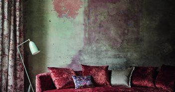 Textile Opulenz für glänzende Herbst-Aussichten