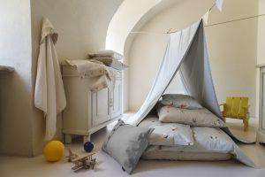Kinderzimmer mit Bettenhöhle