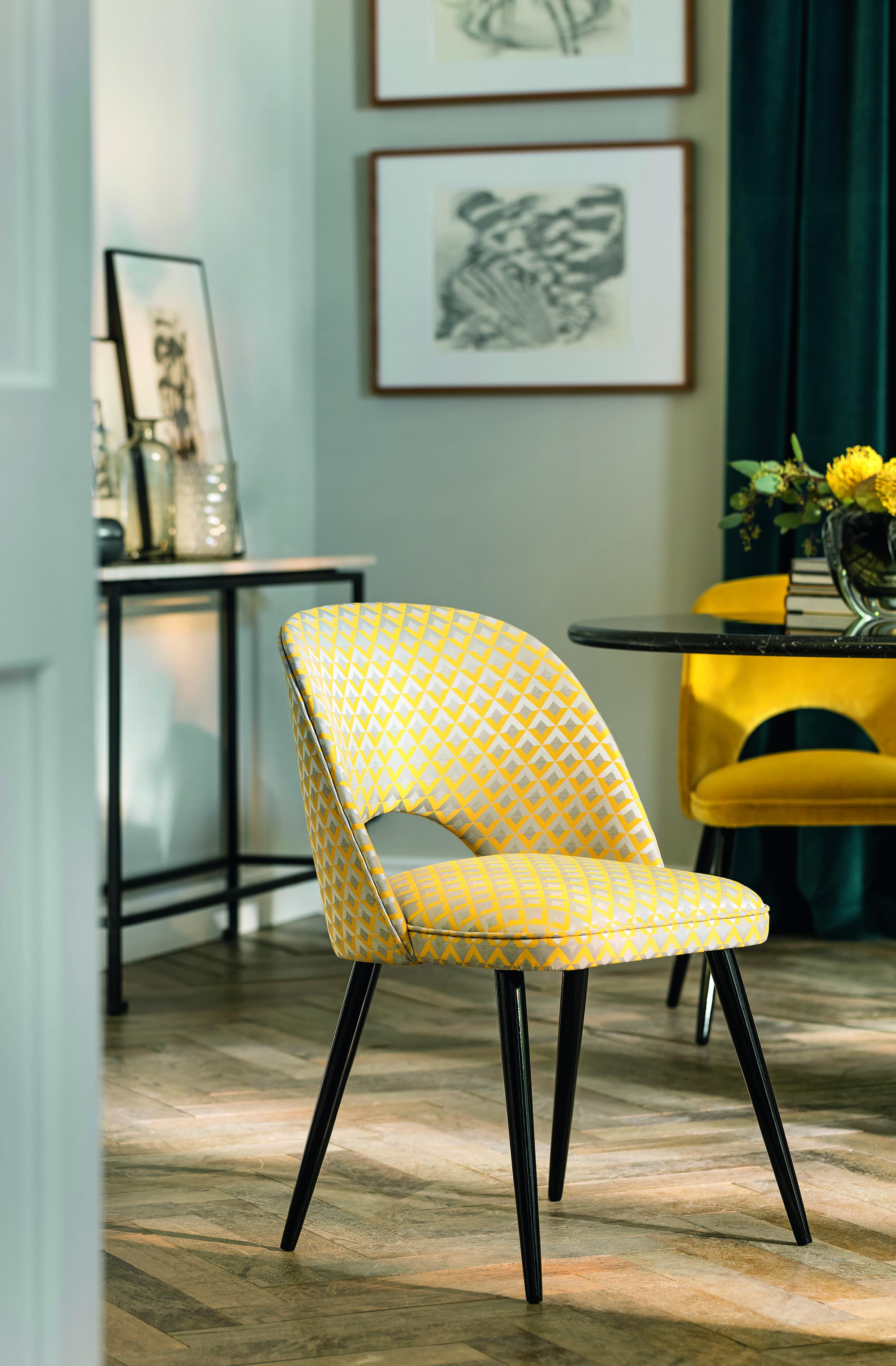 superb einfache dekoration und mobel gib dir stoff #4: Foto: Sahco #GibDirStoff