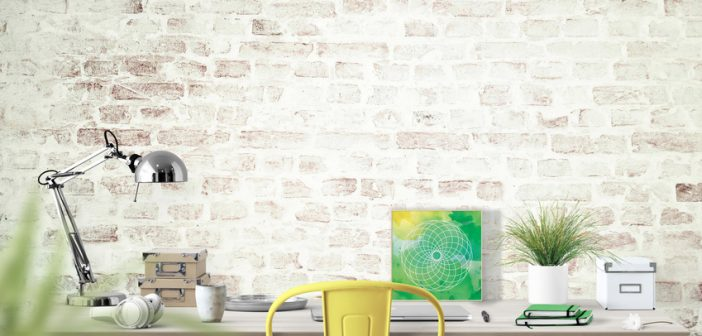 Farbenfrohes Büro: 5 Tipps wie man mit Farbe für bessere Laune am Arbeitsplatz sorgt