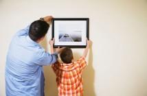 Fotokunst an der Wand © JupiterimagesBrand X Pictures Thinkstock