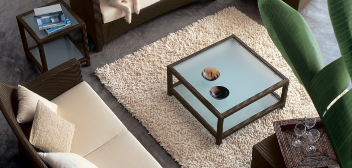 Gemütliche Outdoormöbel © DEDON