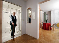 Seniorengerechtes Wohnen Foto: Wüstenrot