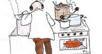 Kochbuch fur Männer