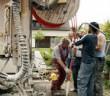Erdwärmebohrung Foto: Wüstenrot Bausparkasse AG