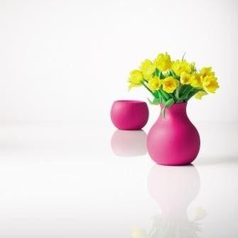 Stilvoll und elegant – eine Vase aus Gummi