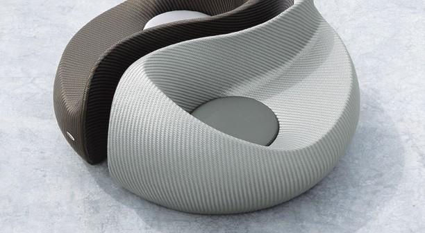 Yin und Yang Gartenmöbel © DEDON