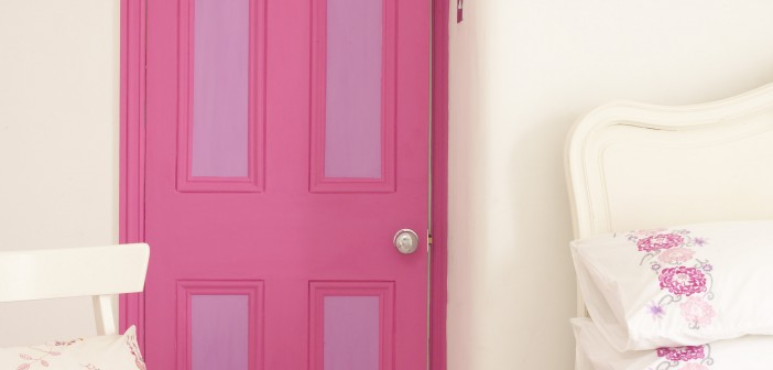 Mit Pink gestalten Bild: www.farbqualitaet.de