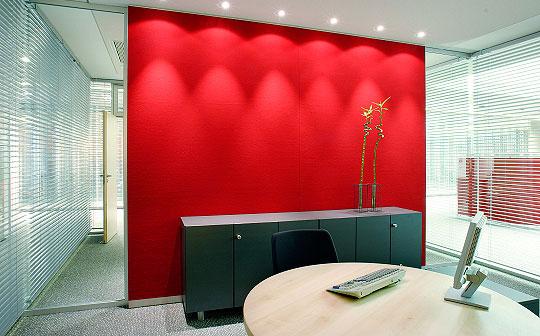 wandbespannung aus filz. Black Bedroom Furniture Sets. Home Design Ideas