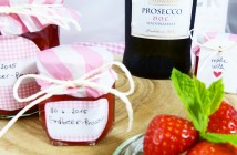 Erdbeer-Prosecco Marmelade
