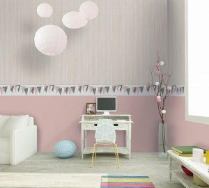 rosa Kinderzimmer